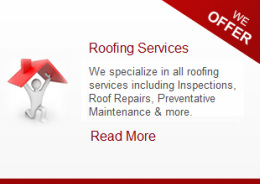 we are quality contractors, roof repair